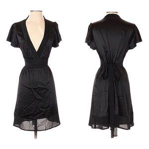 💰 BCBGMaxAzria silk dress